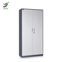 полная Высота 2 двери новый дизайн металлический шкаф для картотеки офиса