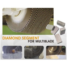 1200mm Diamond Multi Blade for Cutting Granite (SUGSB)