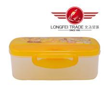 Caja de almuerzo plástica para niños para niños