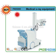 FNX5200 HOT selling ce approved high frequency mobile dr x-ray system