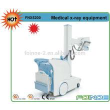 FNX5200 высокочастотная передвижная система Рентгенографирования Цифров
