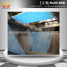 Прозрачная голографическая проекционная пленка шириной 8 метров