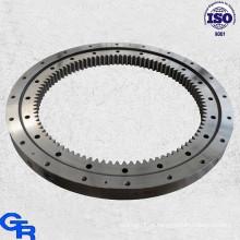 50Mn rolamentos de anel de balanço, giratória industrial anel de giro, qualidade hight rolamento de giro, rolamento giratório de precisão tendo ganho, alto