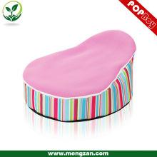 Chaise imperméable à pois, fauteuil canapé-lit