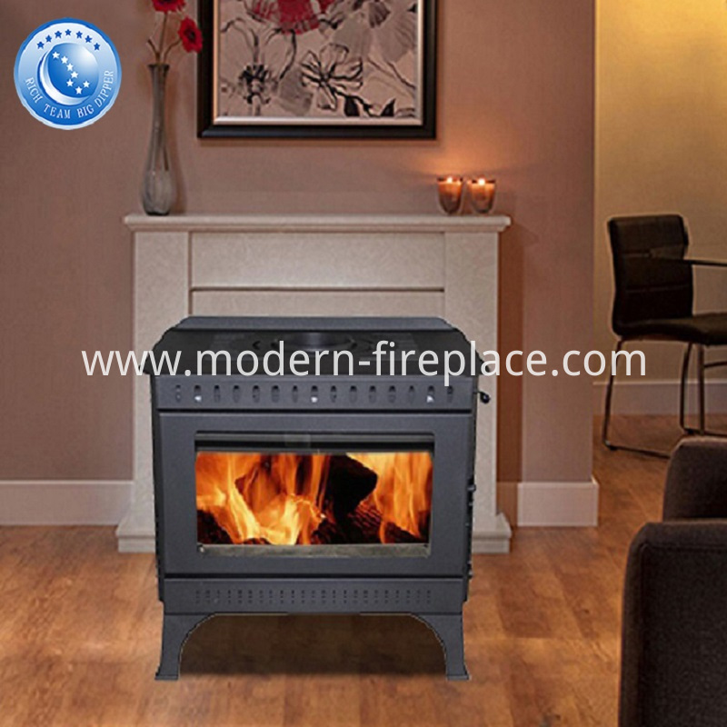 Free Standing Installation Wood Burner  Factory