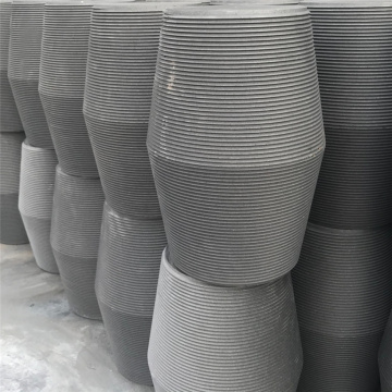Graphite Electrode With 4TPI Nipple For Steel Plant