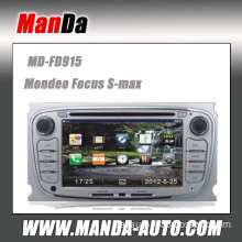 2 din HD Touch Screen Car Dvd For Ford Mondeo Focus S-max Sat Nav Gps navigation