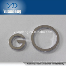 G & O injection molded plastic parts manufacturer