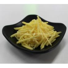 IQF замороженные кусочки желтого имбиря