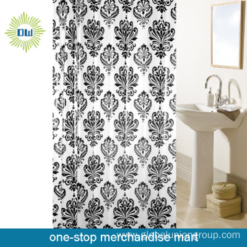 Shower Curtain With Magnet