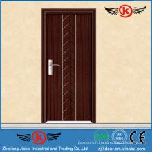 JK-P9032 JieKai porte intérieure de style européen / fenêtre pvc et porte moulée porte / pvc