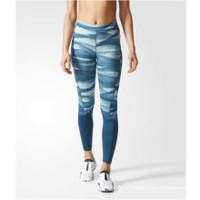 Mallas de nylon Spandex humedad absorbiendo gimnasio Leggings