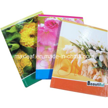 A5 Hardcover Notebook Student Writing Note Book Office Supply Memo Pad for Promotional Gift