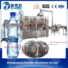 Automatic Plastic Bottle Pure Water Filling Capping Machine Manufacturer