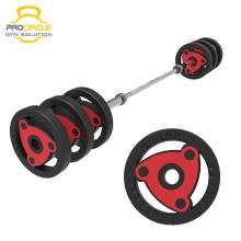 Unabhängige Design Produkte Gewichtheben Bumper Plate