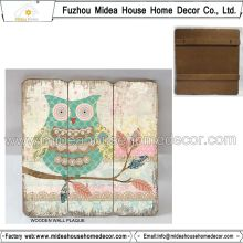 China Factory Customed Wood Plaques Blank