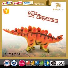 Los dinosaurios más nuevos del dinosaurio de la mejora 22 pulgadas dinosaurio del stegosaurus