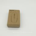 Caja de regalo modificada para requisitos particulares de las piezas de repuesto del teléfono celular al por mayor