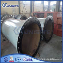 customized thick wear resistant steel pipe for dredging (USC7-003)
