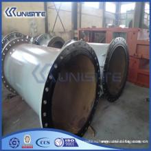 Тонкая износостойкая стальная труба для дноуглубительных работ (USC7-003)