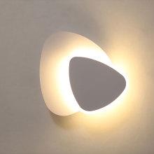 A luz de parede interna pode girar a luz noturna LED