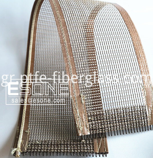 non-stick PTFE mesh belt