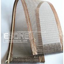 Porous 1x1  PTFE open mesh belt for printing