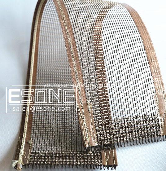 Hest resistant PTFe open mesh