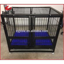 Aplicação de cães e gaiolas para animais de estimação Casas de transporte Tipo Cachorro de cão Cage Kennel