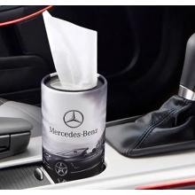 Boîte de rangement jetable de porte-gobelet de boîte de mouchoirs de voiture