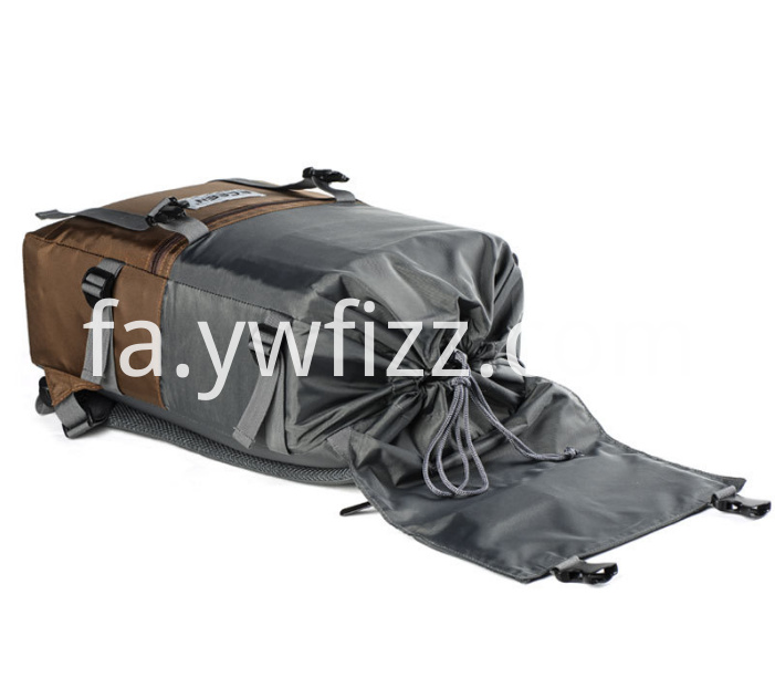 Nylon Leisure Bag