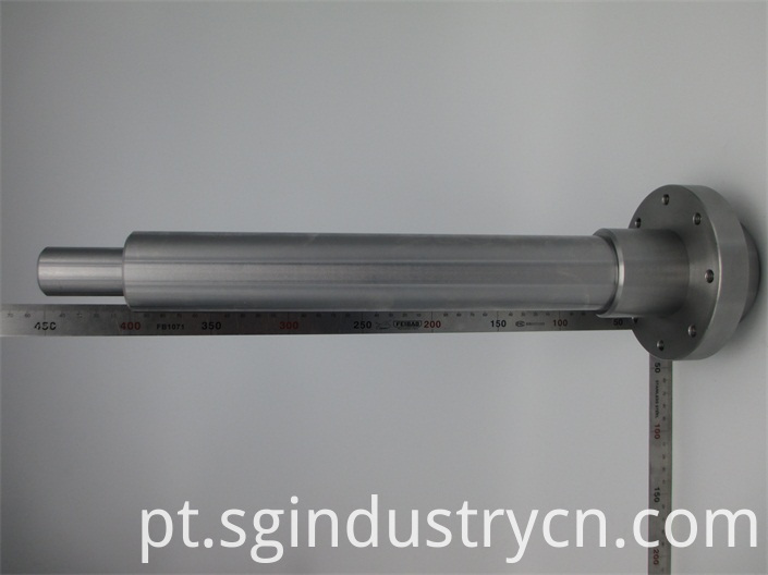 Customized Steel Precision Machining