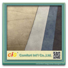 100% soft sueded cotton fabric embossed suede fabric