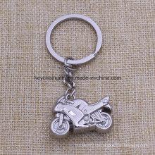 Förderungs-Geschenk-Metallgewohnheitsmotorrad-Schlüsselmarke