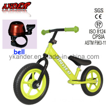 Yellow Baby Toy Bike/ 2014 New Toddler Bike for Sale /Baby Walkers Bike with Bell (AKB-1221)