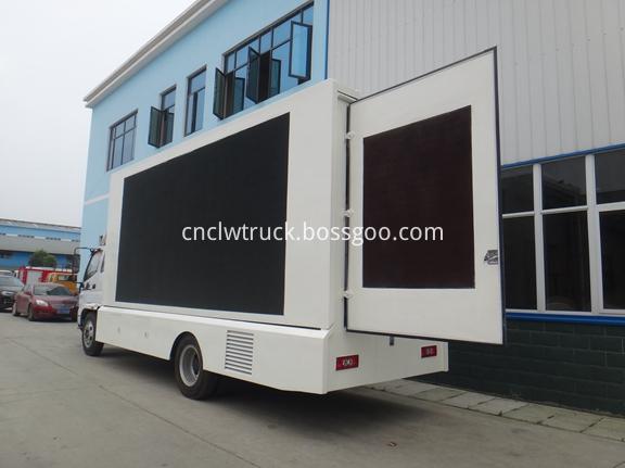 Mobile Advertising Truck 2