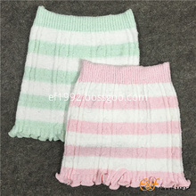 Ladies High Quality Yarn Cable Knitted Marshmallow Pants