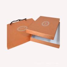 Boîte d'emballage pour pantalons et pantalons haut de gamme pour homme et femme