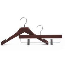 2016 Gancho de madeira novo do projeto com o ombro da entalhe para o revestimento