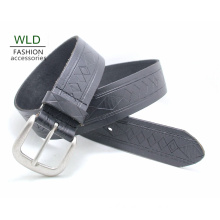 Fashion Basic Genuine Top Leather Men′s Belt Lky1170