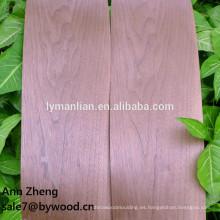 chapa natural nombre de producto de madera chapa de nogal negro