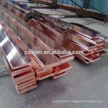 Pure Copper Sheet Copper Cathode Plate 99.99% (TU2, C1020T, C10200, T2, C1100, TP1, C1201)