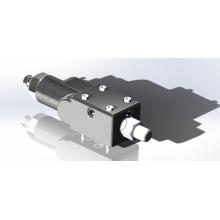 Válvula reductora de presión accionada por piloto serie DR