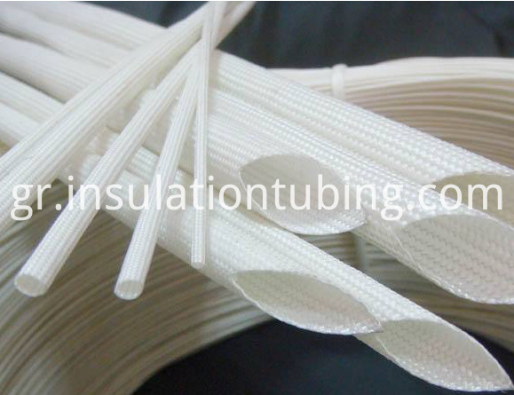 Silicone Glass Fiber Sleeve