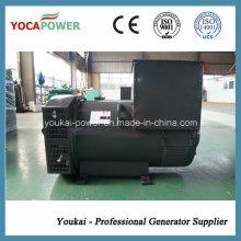 200kw puro cobre alternador, monofásico ou trifásico