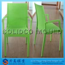 fabricante de moldes de sillas de mimbre / ratán en taizhou