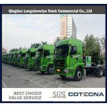 Caminhão pesado de Shacman F3000 para o caminhão de reboque do trator