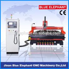 Roteador de usinagem CNC de alta velocidade com Yako Stepper Motor
