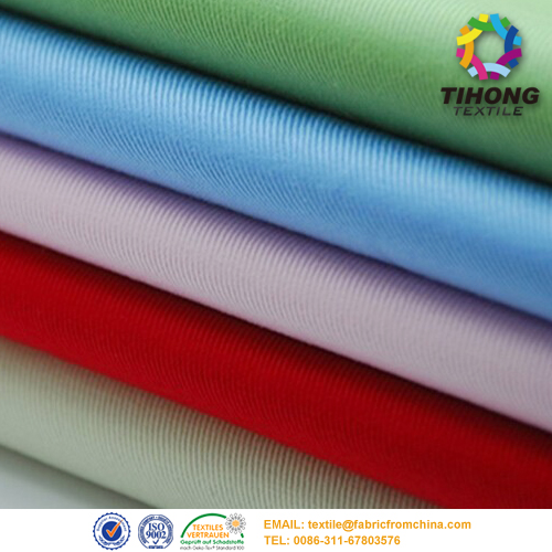 twill fabric for workwear uniform