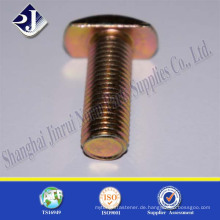 Made in China ASME B 18.5 verzinktes T Head Bolt